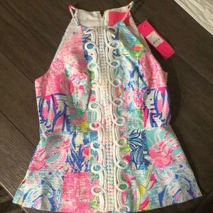 Lilly Pulitzer Pearl Top
